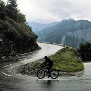 Gabriel Scinta – En route vers l'Alpe d'Huez